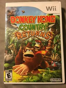 Donkey Kong Country Returns for Wii & Wii-U