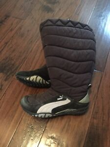 Womens Winter boots size 7-7.5