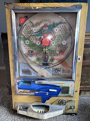 Nishijin Model A Vintage Pachinko machine, Center King, It Works