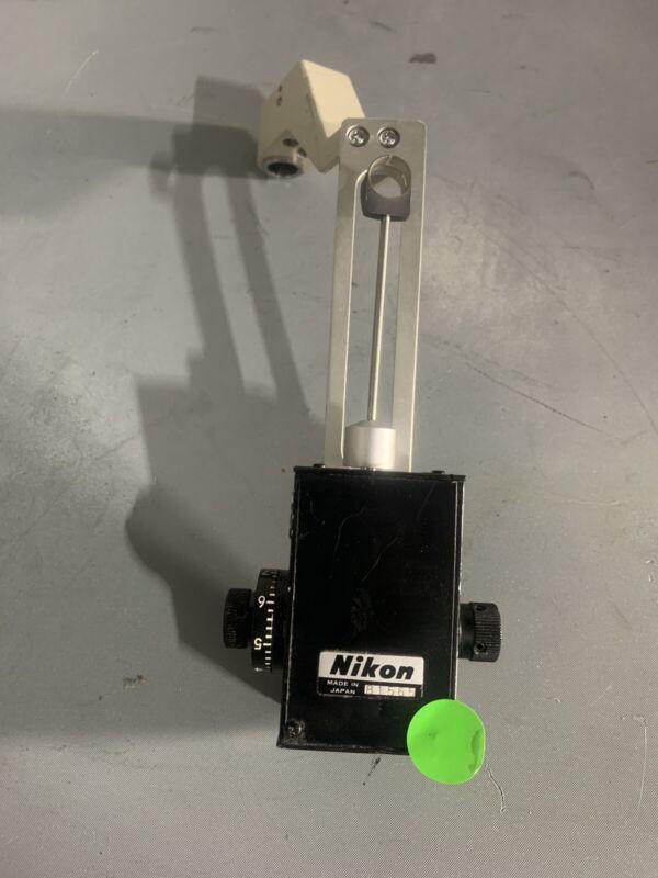 nikon applanation tonometer