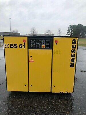 Used 50 Hp Kaeser Rotary Compressor