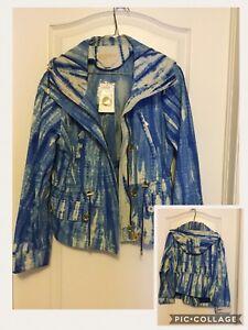Authentic Michael Kors Leather Coat