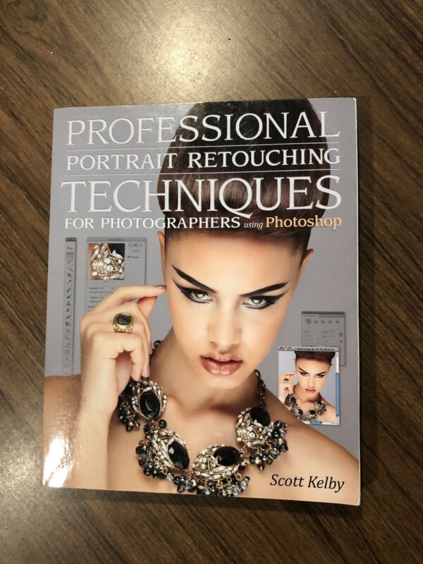 Scott Kelby Book Professional Portrait Retouching Techniques For Photographers
