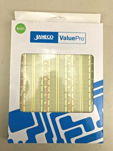 Jameco Value-Pro Solderless Breadboard JE-26 New NIB