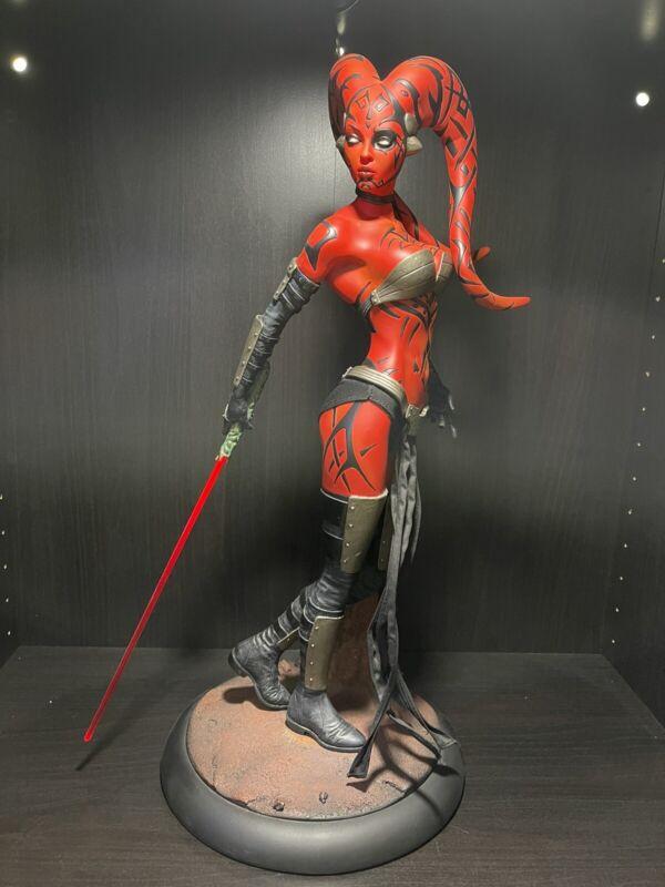 Sideshow Collectibles Star Wars Darth Talon 1/4 Scale Premium Format 697/1500