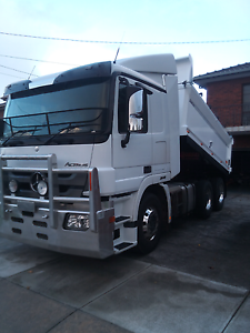Actros 480HP Mercedes Benz Brand new Gorski Bin Avondale Heights Moonee Valley Preview