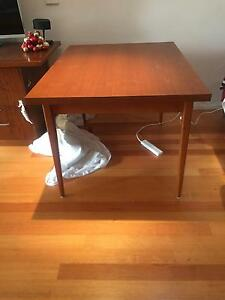 1960s Extendable Dining Table - Excellent Condition Coburg Moreland Area Preview