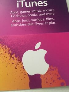 $125 Apple iTunes gift card for $115