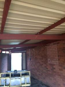 Metal roof sheeting and timber (carport) Bargo Wollondilly Area Preview