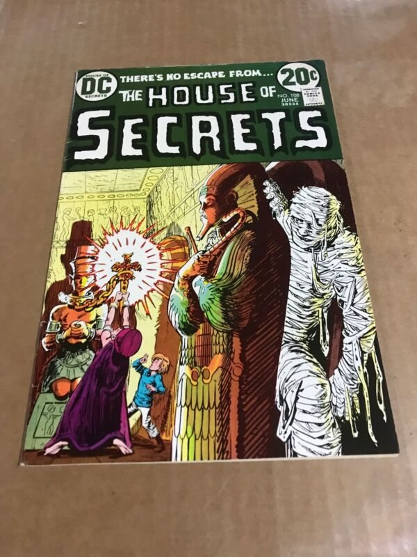 house of Secerts  108 1973