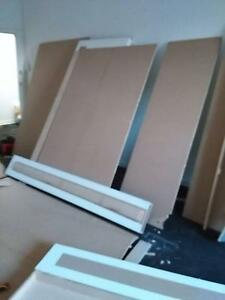 particle board used to be partition wall Box Hill Whitehorse Area Preview