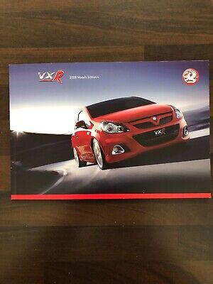 A5 Brochure 2009 Edition 1 New Old Stock CORSA Van Vauxhall