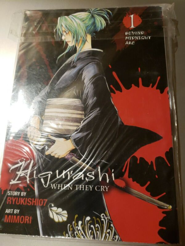 Higurashi When They Cry [Manga] Volume 9 - Beyond Midnight Arc 1