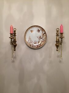 Vase and wall plate