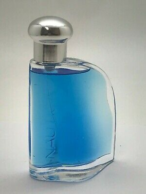 Nautica Blue Cologne for Men by Nautica Eau de Toilette Spray 1.7 oz (NWOB)