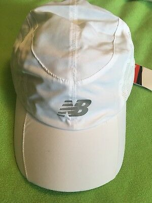 d8a896dca75 New Dri Fit Running Outdoor Baseball Sports Hat Cap By New Balance Sweatband