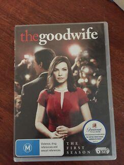 The Good Wife Season One DVD