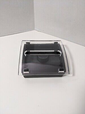 Post-it Pop-up Notes Ds330bk Clear Top Pop-up Note Dispenser For 3x3 Self-stick