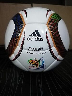 ADIDAS JABULANI SOCCER | OFFICIAL MATCH BALL | FIFA WORLD CUP 2010 SOUTH AFRICA, used for sale  Shipping to United States
