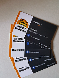 All coast scaffold Caboolture Caboolture Area Preview