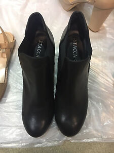 Brand new Staccato black leather boots Sydney City Inner Sydney Preview