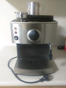 Sunbeam coffee espresso gumtree australia free local classifieds sunbeam coffee espresso machine fandeluxe Images
