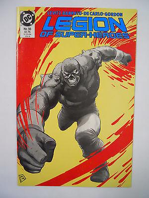 VINTAGE! DC Comics Legion of Super-Heroes #56 (1989)