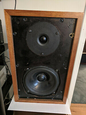 Linn Kan Mk I Speakers, Early Consecutive Serial #'s, Great Shape