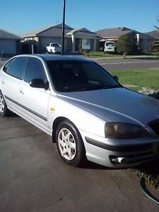 2004 Hyundai Elantra only 139000 kms Heddon Greta Cessnock Area Preview