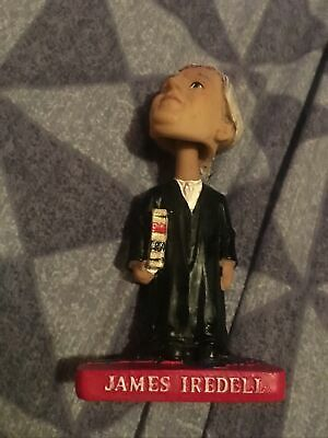 Justice James Iredell bobblehead from Green Bag Sold As Is