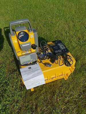 Trimble M3 Dr5 5 Calibrated Total Station Free Ship Worldwide Warranty 30 Days