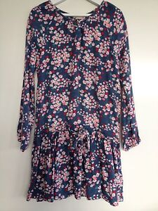 Girls Fox&finch floral dress - size 6 Heidelberg Banyule Area Preview