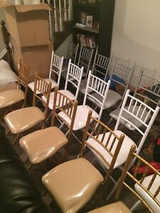 Beautiful Folding Chiavari Chairs for Rent  London Ontario image 5