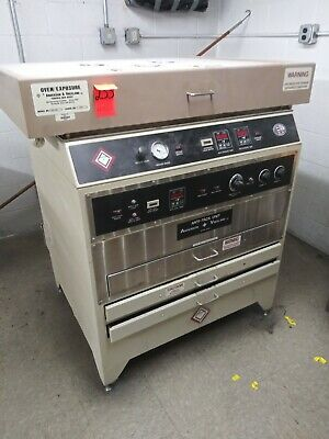 Anderson Vreeland Inc Photopolymer 24x30 Plate Exposureoven With Anti Track