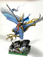 Warhammer High Elves Prince On Griffon Island Of Blood - Master Paint -  - ebay.it