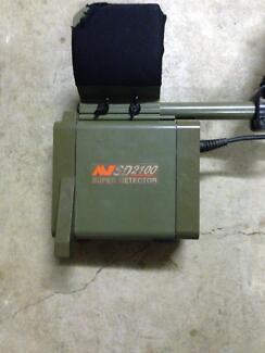 Minelab metal detector SD2100 Melton Melton Area Preview