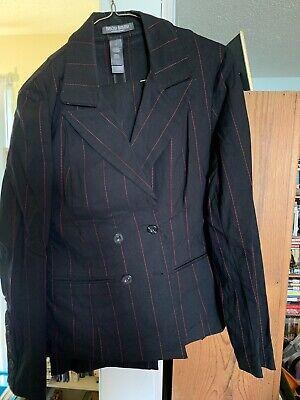 bisou bisou Two Piece Pant Suit Size 12