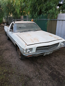 Hq holden ute Golden Grove Tea Tree Gully Area Preview