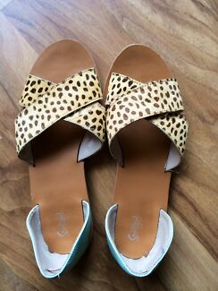 Funky sportsgirl sandals Highgate Perth City Preview