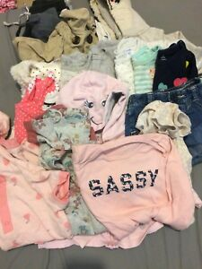 6-12&18 month clothing lot