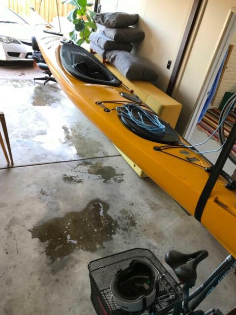 Sea kayak - Seabird HV Expedition   Kayaks & Paddle