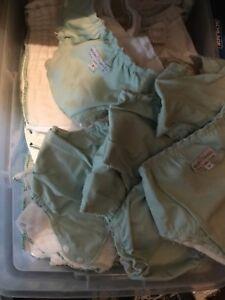Mega complete cloth diaper system