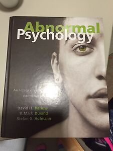 Abnormal Psychology Textbook Randwick Eastern Suburbs Preview