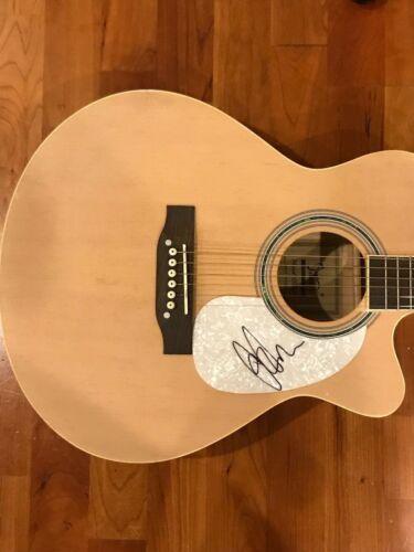 * ART ALEXAKIS * signed autographed acoustic guitar * EVERCLEAR SINGER * 1