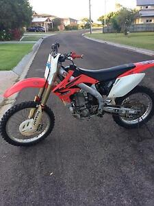 2007 CRF450R Birkdale Redland Area Preview