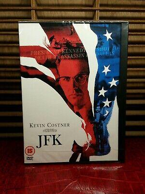 JFK (1999) DVD : NEW & SEALED