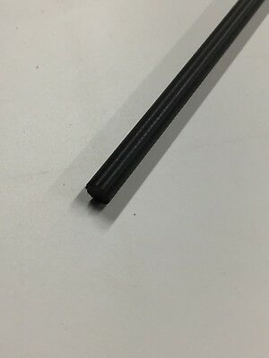 "60/"" x 5//8/"" Diameter - Natural Nominal Copolymer Acetal Round Rod"