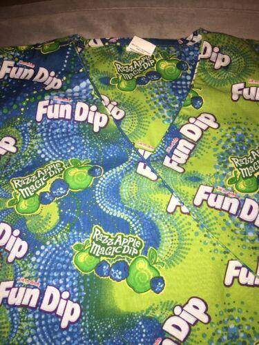 Size Small Nestle Fun Dip Candy Scrup Top Very Cute