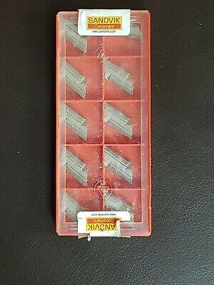 Sandvik Coromant Turning Insert Knux 16 04 05l12 H13a  Pack Of 10