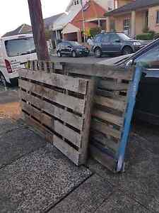 Free large pallets botany sydney Botany Botany Bay Area Preview